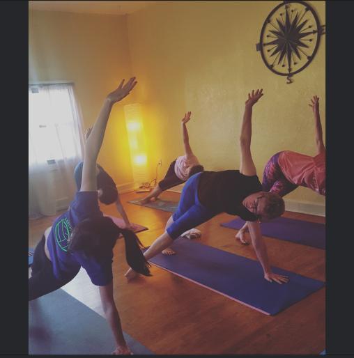 Wild Air Yoga studio